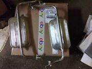 Ford Stainless Steel Jr West Coast Mirrors Ford Script Refurbished