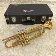 Yamaha Ytr6310z Trumpet Gold Made In Japan _236