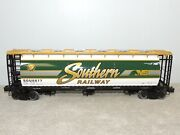 Lionel 6-27446 Ns Heritage Southern 3-bay Cylindrical Hopper