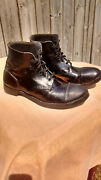 Ammo Boots British Army Wwii Style Size 9m