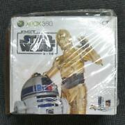 New Xbox 360 Star Wars 320gb Kinect Console Japan Un-opened For Collection