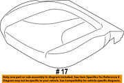 Lincoln Ford Oem 15-16 Mkc Front Seat-cushion Bottom Cover Left Ej7z7862901cd