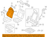 Ford Oem 13-14 Mustang Front Seat-cushion Cover-top Back Left Dr3z6364417cd