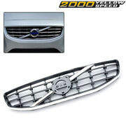 Fit For 2011-2013 Volvo S60 4-door Front Center Grille Replacement 30795039 Trim