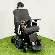 Quickie Q500 M With Powered Tilt Recline And Gyro Electric Powerchair 1762