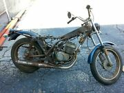 1975 Harley Amf Aermacchi Ss250 Sx 250 175 Ss Front End Tree Fork Tubes Sliders