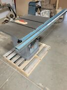 Delta Rockwell 3hp Unisaw Tablesaw W/ Blades