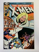 The Uncanny X-men 131 1st White Queen Emma Frost Marvel Vf+ 2nd Dazzler