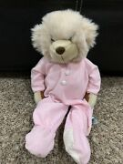 Little Snoozems Teddy Bear Pink Thermal Happiness Express Club Plush Doll 1995