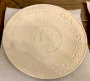 Belleek Christmas Collector Plates Lot Of 6