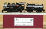 River Raisin Models Sp/southern Pacific S-14 0-6-0 Steam Engine Brass S-scale