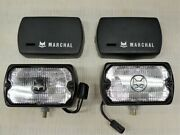 Nos Sev Marchal 750 Fog Lights With Covers Ford