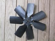 Vintage Used 1964 Ford Galaxie 500 Xl 7 Blade 18 Steel Cooling Fan