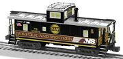 Lionel 6-27639 O Scale Norfolk And Western Ns Heritage Ca-4 Caboose New
