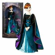 Disney Parks Queen Anna Limited Edition Doll Andndash Frozen 2 Andndash 17and039and039