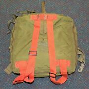 Original 1980s Us Army Aircraft Helicopter Crew Hot Climate Survival Kit And Case