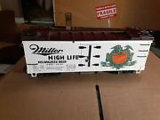 Lgb 4072 Miller High Life Reefer , Used Perfect Shape Other Than Missing Parts