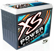 Xs Power D7500 12v Agm 6000 Amp Sealed Car Audio Battery/power Cell Terminal