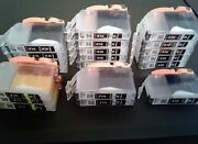 Canon Genuine Cli-42 Empty Ink Cartridges 4 Full Sets Never Refilled