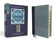 Niv Study Bible/personal Size Fully Revised Edition Comfort
