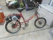 1978 Amf Roadmaster Pedal Moped New Parts