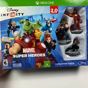 Disney Infinity Marvel Super Heroes 2.0 Edition Starter Pack Xbox One