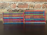 Give Yourself Goosebumps 1-22 Near Complete Set Missing 20 - V Good Condition
