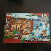 Lego City Advent Calendar 60235 New In Box Sealed Retired Discontinued