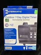 Intermatic Outdoor Digital Timer Astronomic Control 14 On Off Settings