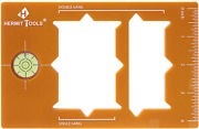 Electrical Boxes Cutting Template For Outlet Boxes,metal Boxes And Old Work Boxe