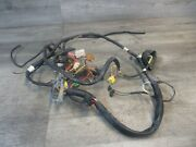 1986 86 Suzuki Sp200 Sp 200 Motorcycle Electrical Wiring Harness Wires
