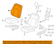 Honda Oem 2012 Civic Front Seat-cushion Cover-top Back Right 04811tr0a60za