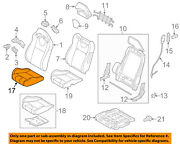 Ford Oem 13-14 Mustang Front Seat-cushion Bottom Cover Left Dr3z6362901cb