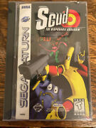 Scud The Disposable Assassin Sega Saturn 1997 Brand-new Factory Sealed