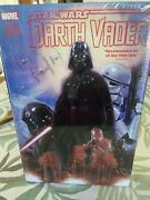 Marvel Star Wars Darth Vader Omnibus 1st Print Factory Sealed And Untouched Mint