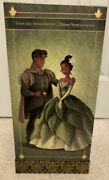 Disney Tiana And Naveen Designer Fairytale Collection Doll Limited Edition