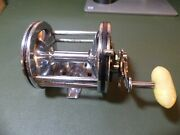 Penn Long Beach No.259 Live Bait Caster Conventional Fishing Reel Made In Usa