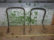 2 1925 Chevy Front Folding Seat Metal Frame 1926 1927 1928 Ford Dodge