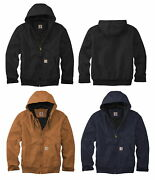 Washed Duck Active Jacket Mens Winter Workwear Coat Ct104050 - New 2021