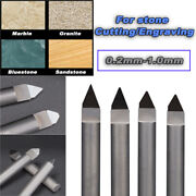 Stone Marble Carving Knife Cutter End Mill 22anddeg-90anddeg Tungsten Steel Cnc/ Sculpture