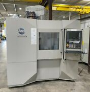 Haas Multigrind Ca 5-axis Cnc Tool And Cutter Grinder - Lmc 49581