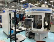 Monnier + Zahner M648 Cnc 5-station Rotary Index Tool And Cutter Grinder - 49976