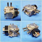 Homelite Super Xl Automatic Chainsaw Carburetor And Reed Assembly