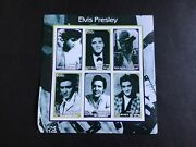 Elvis Presley Through The Ages 2004 Mint Never Hinged Stamps Sheet R38321