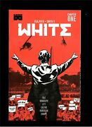 White Chapter 1 Black Mask Limited To 2500 Nm Or Better 2021 Comic Kings
