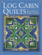 Log Cabin Quilts By Rita Weiss Neuf