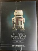 New R5 - D4 Droid Sideshowandnbsp Collectibles 1/6 Scale Star Wars Disney