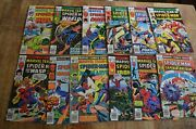 Marvel Team Up 54-64 66 Comic Book Lot Of 12 Nm 9.0 Daredevil Iron Man Wasp