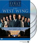 The West Wing The Complete First 1st Season Dvd, 1999 Season One