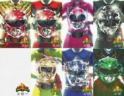 Boom Mexico Mighty Morphin Power Rangers 0 Armored Red Ranger Variant
